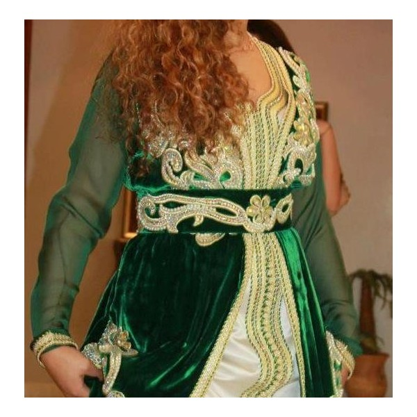 mode caftan traditionnel 283
