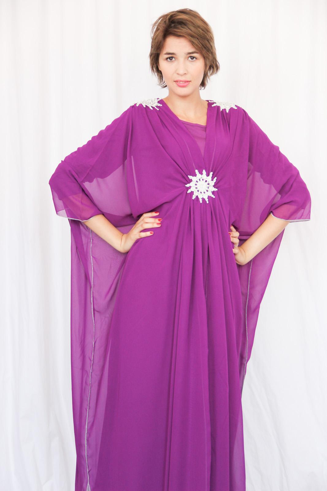 Abaya marocaine nouveau design