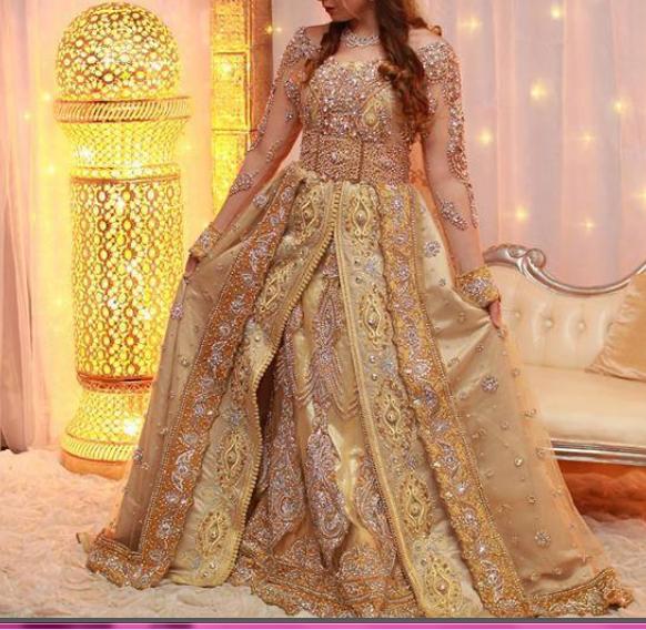 caftan marocain pour mariage haute couture