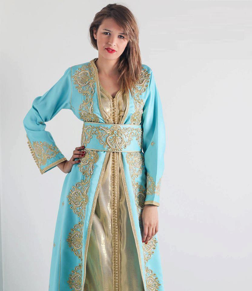 tenue marocaine traditionnelle pour femme caftan catalogue. Black Bedroom Furniture Sets. Home Design Ideas