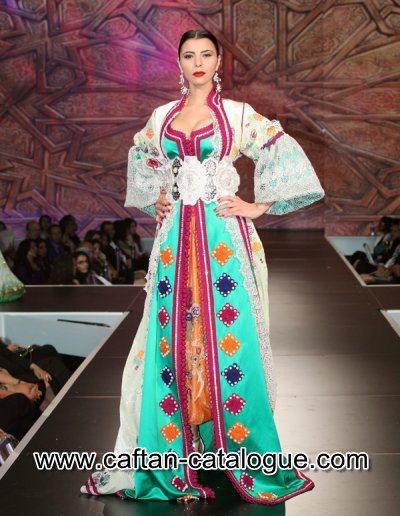 Takchita marocaine élégante