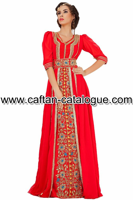 Caftan marocain 2015