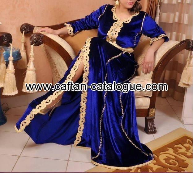 Caftan marocain design de luxe