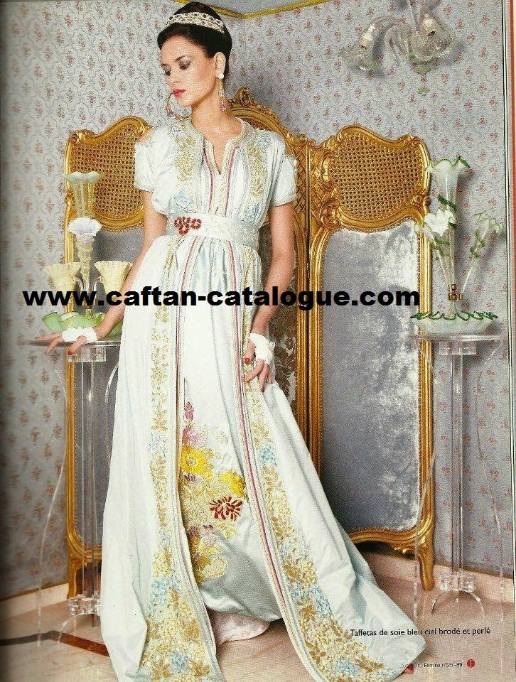 Caftan marocain haute couture – magasin à Fès