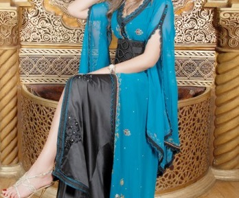 Caftan marocain style harim sultan – new look
