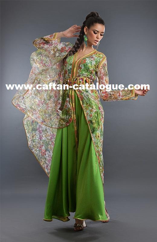 Caftans marocains pour été 2015