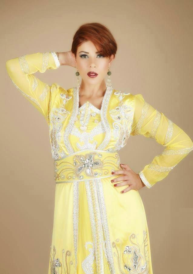 Leila Hadioui Robes Marocaines de Luxe