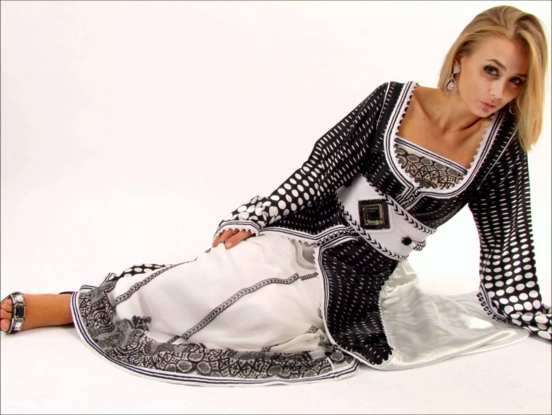 Robe haute couture marocaine vente en ligne