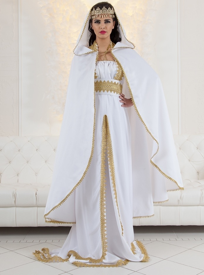 caftan blanc pour mariage marocain en france caftan catalogue. Black Bedroom Furniture Sets. Home Design Ideas