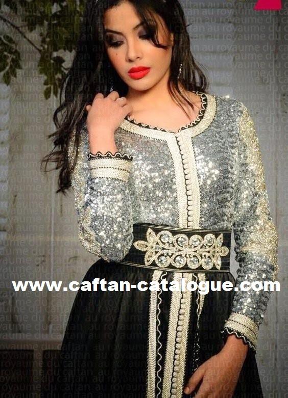 caftan marocain tendances 2015