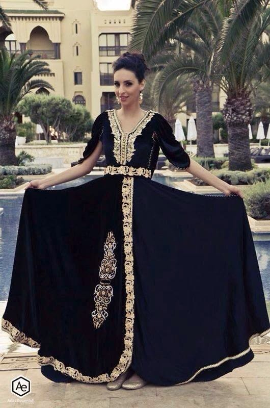 robe de soirée de luxe