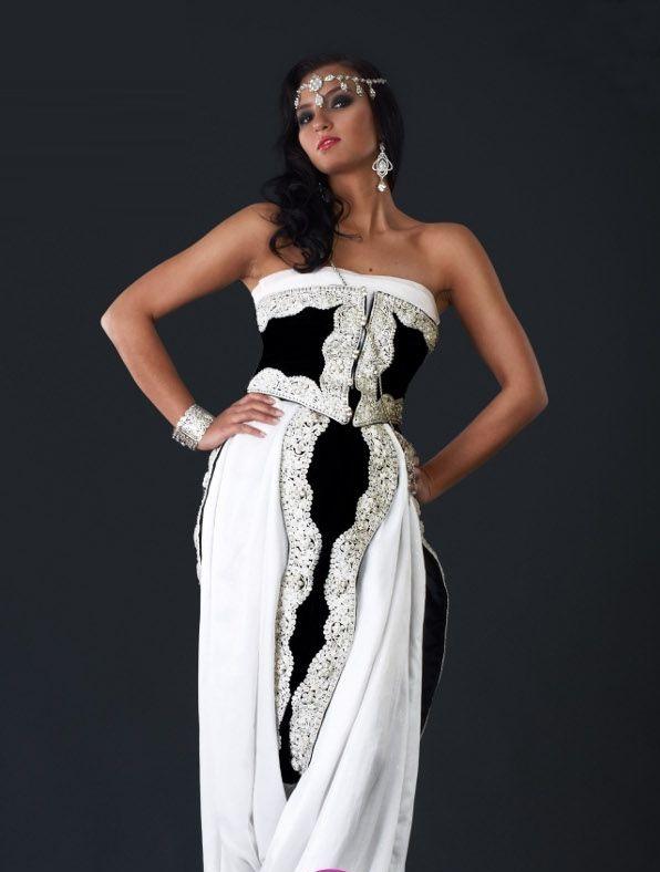 robes de mode achat robe algerienne ligne. Black Bedroom Furniture Sets. Home Design Ideas