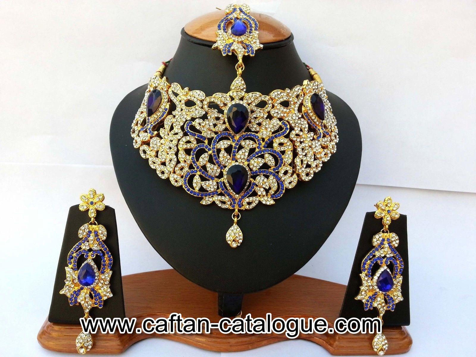 Bijoux caftan marocain