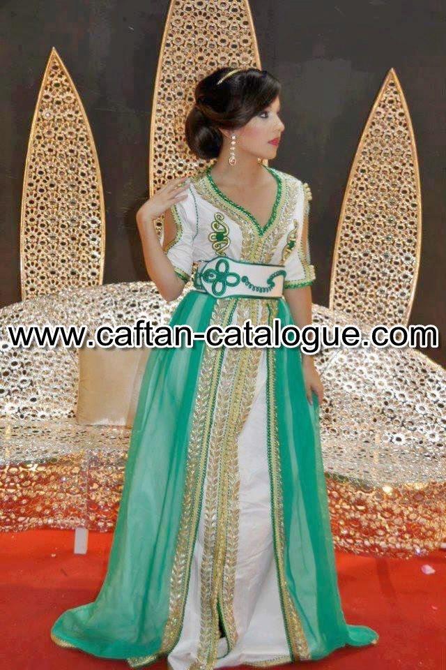 Caftan marocain 2015 pas cher