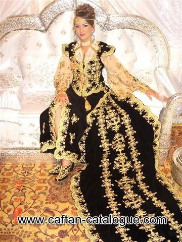 Karakou algérien pour mariage