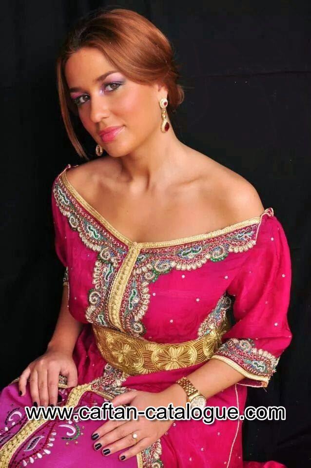 Nouvelle gamme de caftan marocain