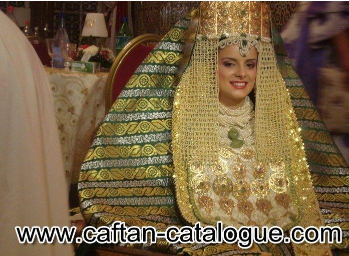 Tenue lfassiya marocaine