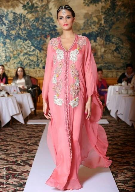 Gandoura marocaine modèles