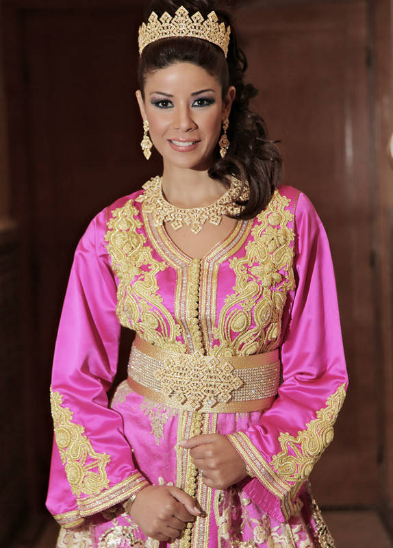 Modèles takchita marocaine pour mariage