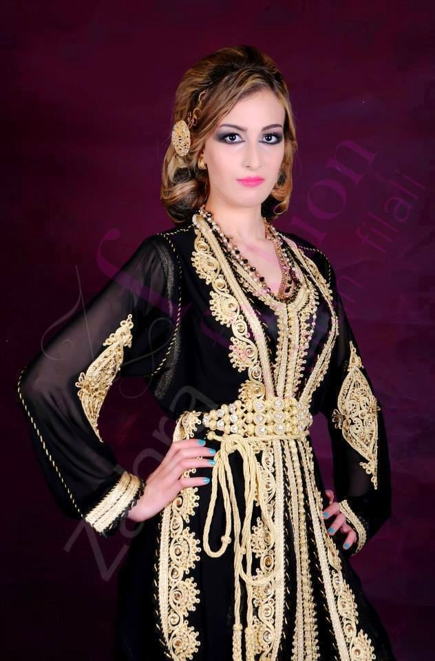 robes de mode robe de soiree mariage marocain. Black Bedroom Furniture Sets. Home Design Ideas