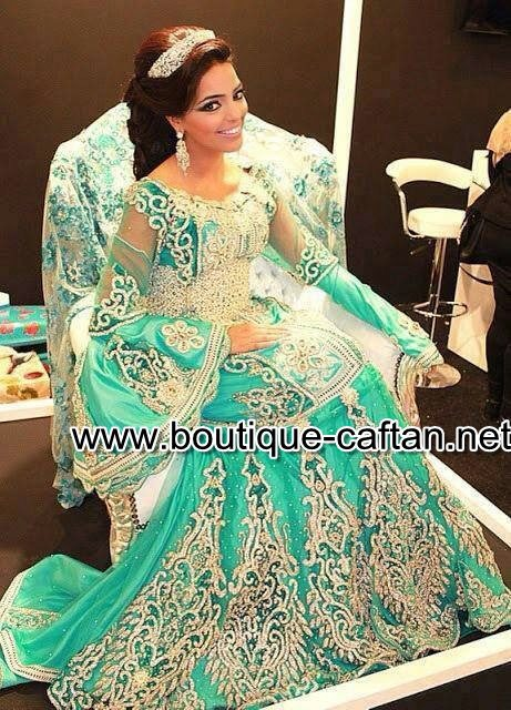 Caftan marocain collection mariage