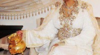 caftan pour mariage marocain