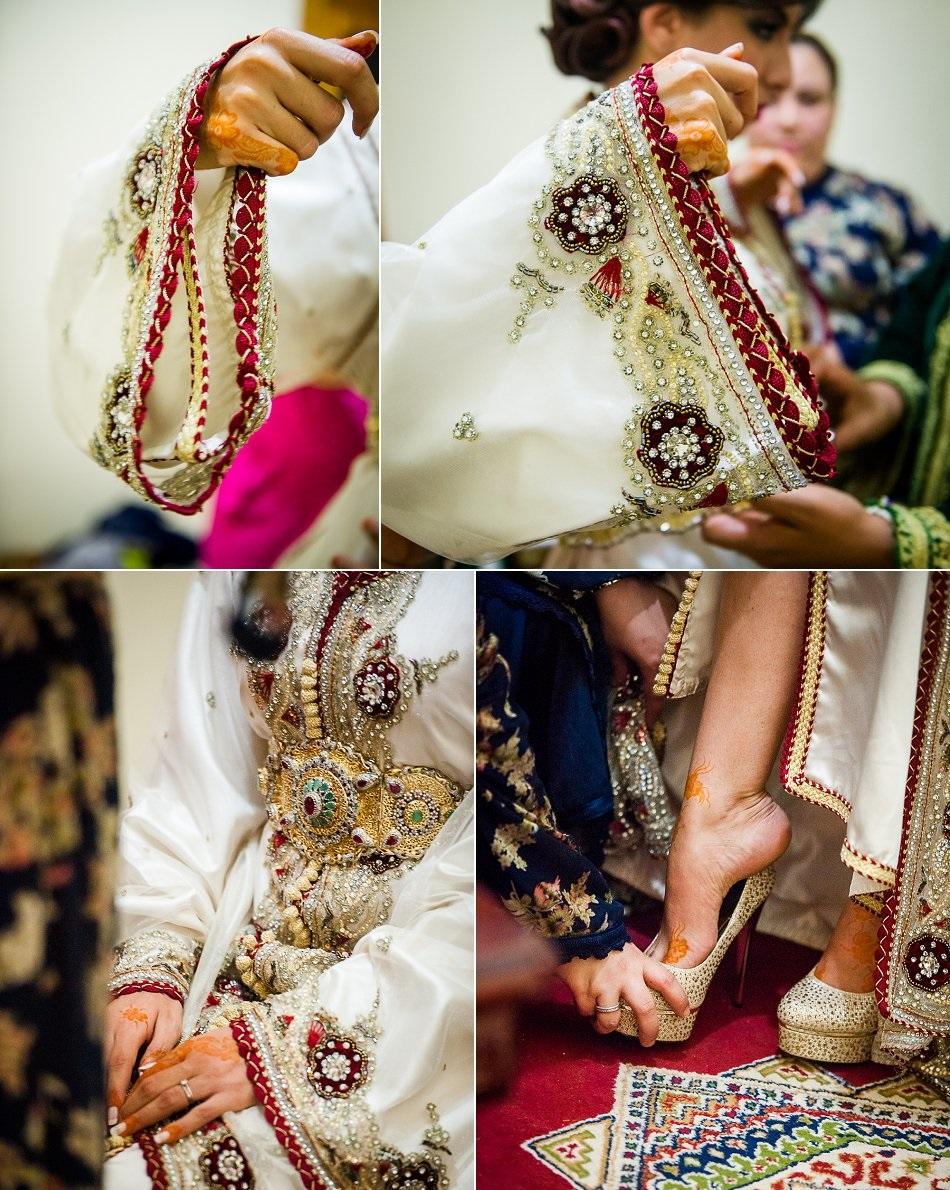 destination de caftan de mariage marocain