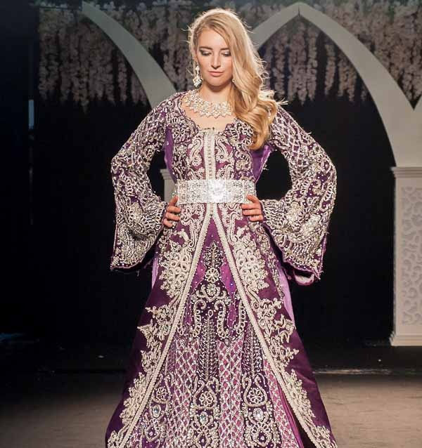 modèle de caftans marocain de mariées 2016 2016