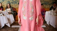 Gandoura marocaine mode 2016