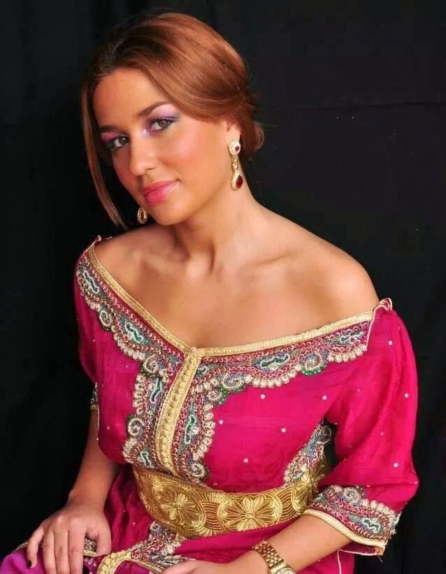 gamme du caftan marocain