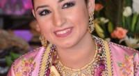 caftan pour mariage en rose
