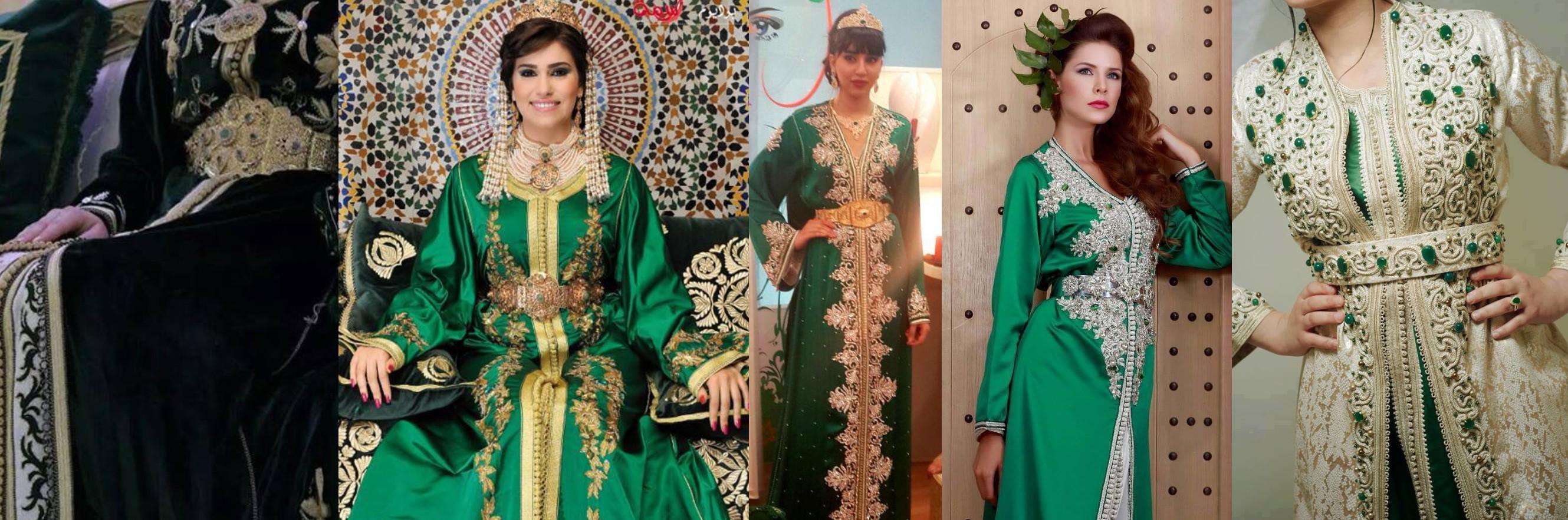 caftan marocain mode 2016 pour henna