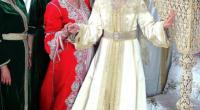 caftan marocain mode 2016 pour mariage