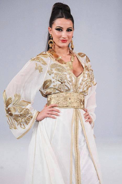 robe caftan pour mariage